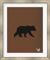 Woodland Bears 2 Fine-Art Print