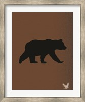 Woodland Bears 3 Fine-Art Print