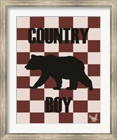 Woodland Boy 2 Fine-Art Print