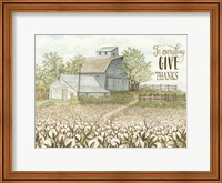 In Everything Give Thanks Fine-Art Print