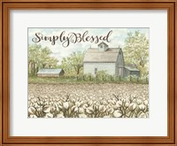 Simply Blessed Fine-Art Print