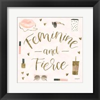 Boss Ladies VI Pink Fine-Art Print