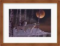 Once in a Super Blue Blood Moon Fine-Art Print