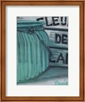 Blue Jar And Box 2 Fine-Art Print