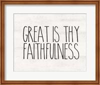 Faithfulness Fine-Art Print