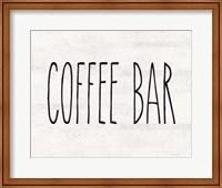 Coffee Bar Fine-Art Print
