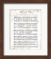 How Great Thou Art Fine-Art Print