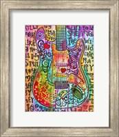 Jimmies Guitar Fine-Art Print
