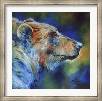 Bear Abstract Fine-Art Print