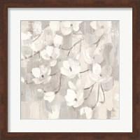 Magnolias in Spring I Neutral Fine-Art Print