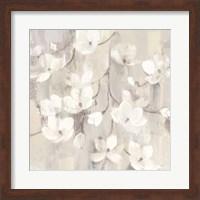 Magnolias in Spring II Neutral Fine-Art Print