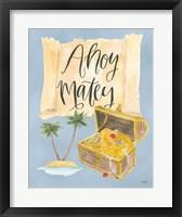 Pirates I Fine-Art Print