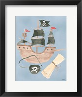 Pirates IV Fine-Art Print