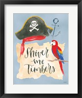 Pirates III Fine-Art Print