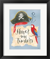 Pirates III Fine-Art Print