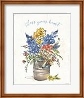 Texas Bluebonnet I Fine-Art Print