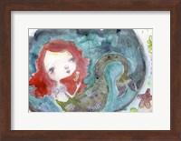 Serenity Mermaid Fine-Art Print