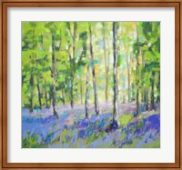 Bluebell Woods III Fine-Art Print