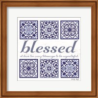 Blessed Tile Fine-Art Print