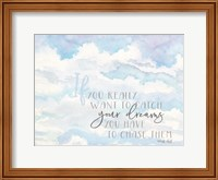 Chase Your Dreams Fine-Art Print