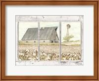 Farmland View Fine-Art Print