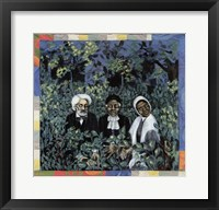 Wanted: Douglass, Tubman and Truth Fine-Art Print