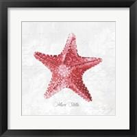 Red Starfish Fine-Art Print
