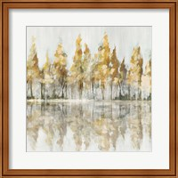 Across the Narrow Lake Fine-Art Print