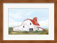 Red Barn II Fine-Art Print