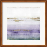 Cerulean Haze I Violet Version Fine-Art Print