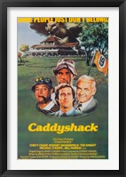 Caddyshack Wall Poster