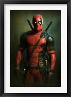 Deadpool Wall Poster