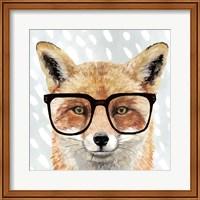 Four-eyed Forester I Fine-Art Print