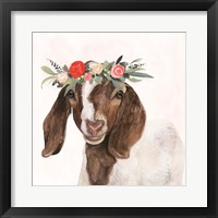 Garden Goat II Fine-Art Print