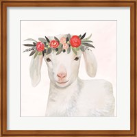 Garden Goat IV Fine-Art Print