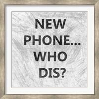 Phone Snark I Fine-Art Print