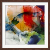 Vibrant Terrain I Fine-Art Print