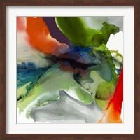 Vibrant Terrain II Fine-Art Print