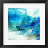 Ephemeral Blue I Fine-Art Print