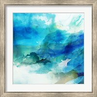 Ephemeral Blue I Fine-Art Print