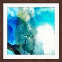 Ephemeral Blue II Fine-Art Print