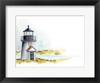 Ocean Beacon I Fine-Art Print