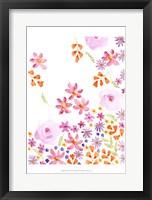 Blush Blooms II Fine-Art Print