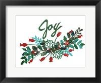 Cut Wreath Christmas I Fine-Art Print
