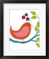 Cute Bird I Fine-Art Print