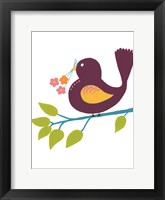 Cute Bird IV Fine-Art Print