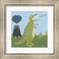 Dino-mite I Fine-Art Print