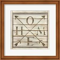 Home Arrows Square Fine-Art Print