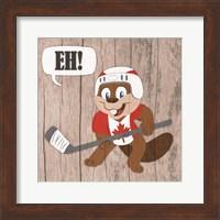 Canadian Beaver Fine-Art Print