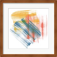 Color Swipe II Fine-Art Print